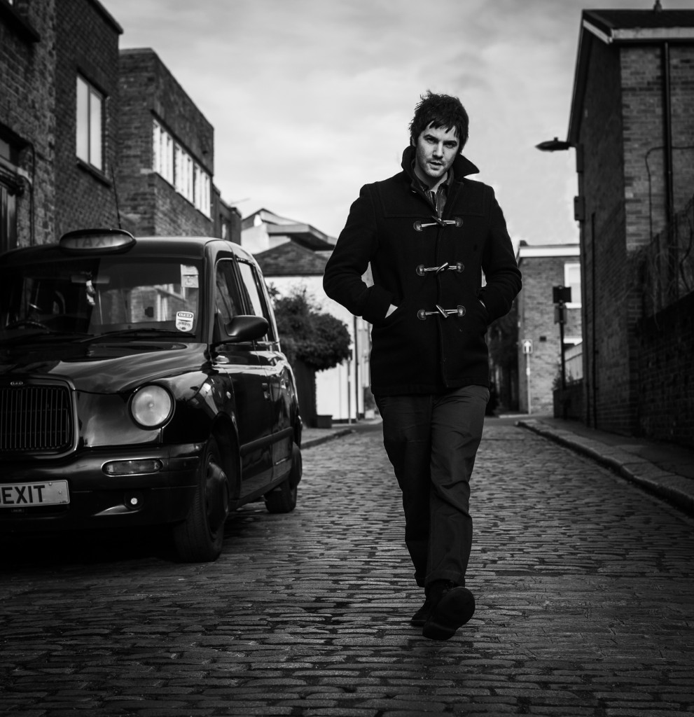 Actor Jim Sturgess, London 2015