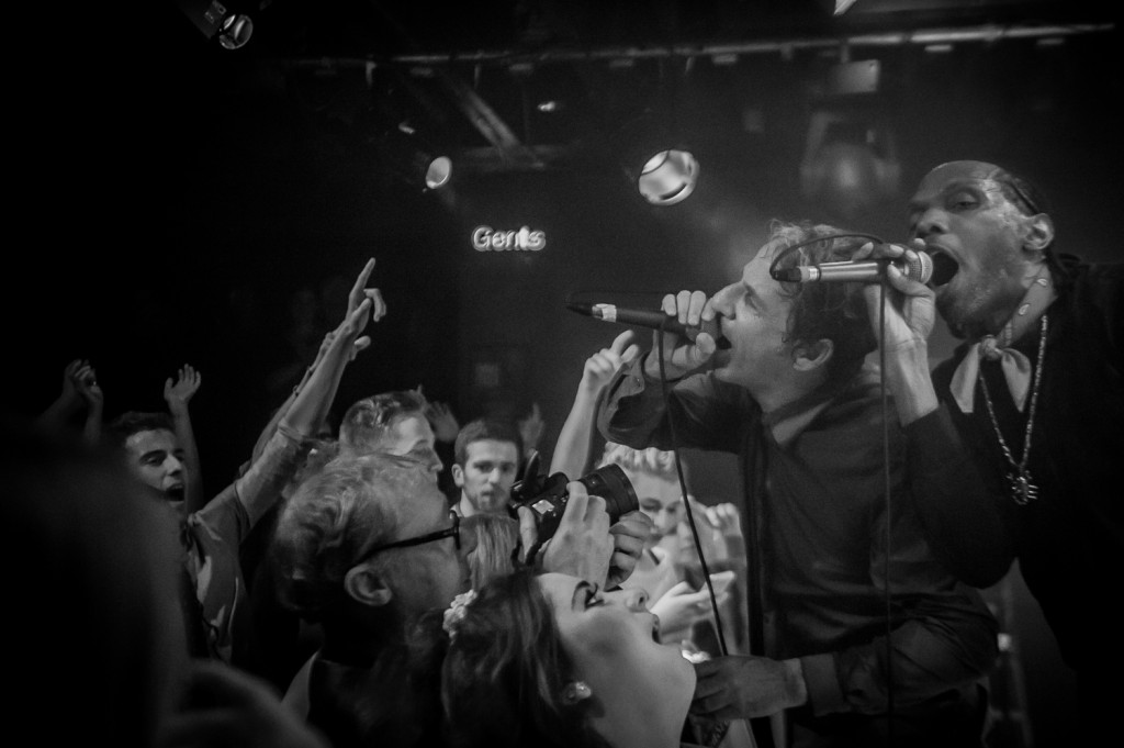 Dub Pistols performing at Dingwalls, London 30/04/15 Photo by Chris Lopez